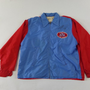RICHARD PETTY PERSONAL STP AUTOGRAPHED JACKET RP3