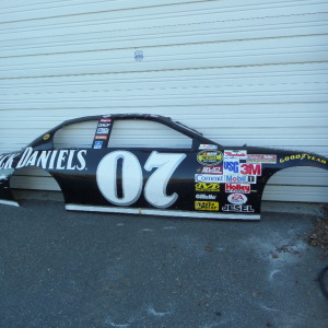 DAVE BLANEY JACK DANIELS CHEVY FULL SIDE # DB1